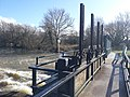 Walsham Lock and Weir, Wey Navigations, Ripley 17.jpg