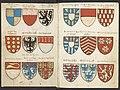 Wapenboek Beyeren (armorial) - KB79K21 - folios 006v (left) and 007r (right).jpg