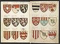 Wapenboek Beyeren (armorial) - KB79K21 - folios 007v (left) and 008r (right).jpg