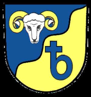 Beuron - Image: Wappen Beuron