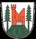 Das Wappen von Furtwangen im Schwarzwald