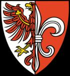 Das Wappen von Zehdenick