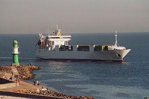 Coastal trading vessel - Coastal merchant vessel