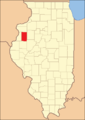 Warren County Illinois 1841.png