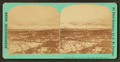 Wasatch Range and city, south-east from Main Street, by C. W. Carter.png