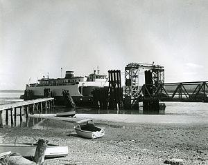 MV Rhododendron - Rhododendron, circa 1955