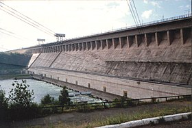 Image illustrative de l'article Barrage de Bratsk