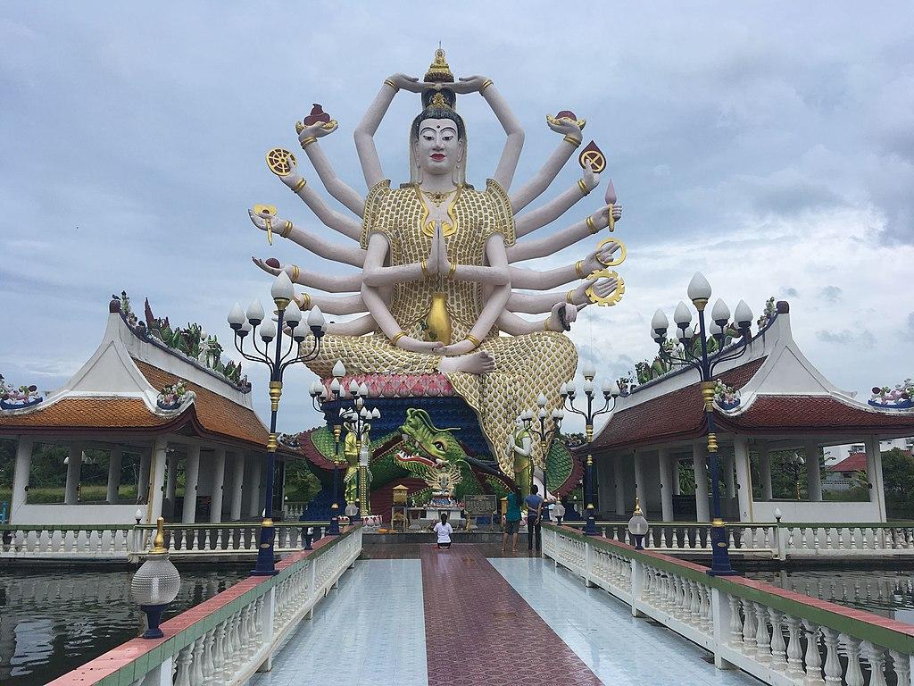 Wat Plai Laem 02