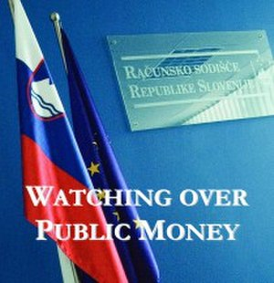 Court of Audit of Slovenia - Image: Watching over public money