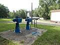 Water work tanks and regulators, Nyár street's unit in Fonyód, 2016 Hungary.jpg