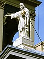 Waterlooplein 207 - Amsterdam - Rijksmonument 6305 - Detail - Jesus.jpg