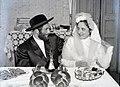 Wedding photography 1948, Hungary Fortepan 104963.jpg