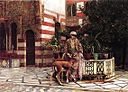 Weeks Edwin Lord Girl in a Moorish Courtyard.jpg