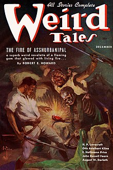 Weird Tales - Wikipedia
