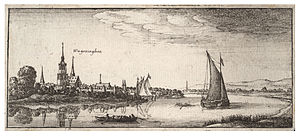 Wageningen - Wageningen in the 17th century