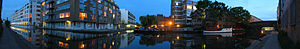 Regent's Canal - Wenlock Basin, Islington (2004)