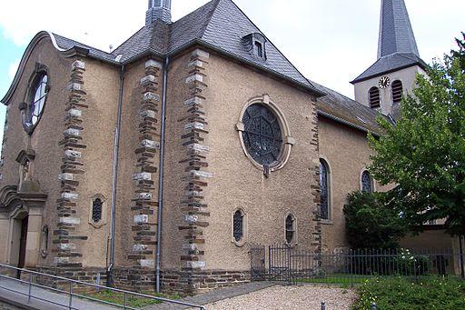 West-Ansicht St. Stephanus (Leimersdorf)