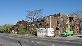 West Fifth Avenue Apartments Historic District