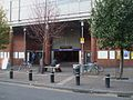 West Ham stn entrance closeup.JPG