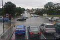 Wet Day at Henlys Corner - geograph.org.uk - 874843.jpg