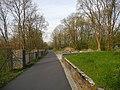 Wetter-Wengern, Elbschetal-Radweg am Hp. Wengern-West nach NO.jpg