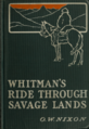 Whitman's Ride through Savage Lands cover.png