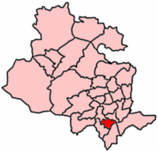 Wibsey Ward in the City of Bradford, West Yorkshire, England