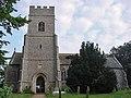 Wicklewood All Saints church (geograph 2254271).jpg