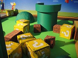 Mushroom Kingdom primary setting of the Mario video game franchise