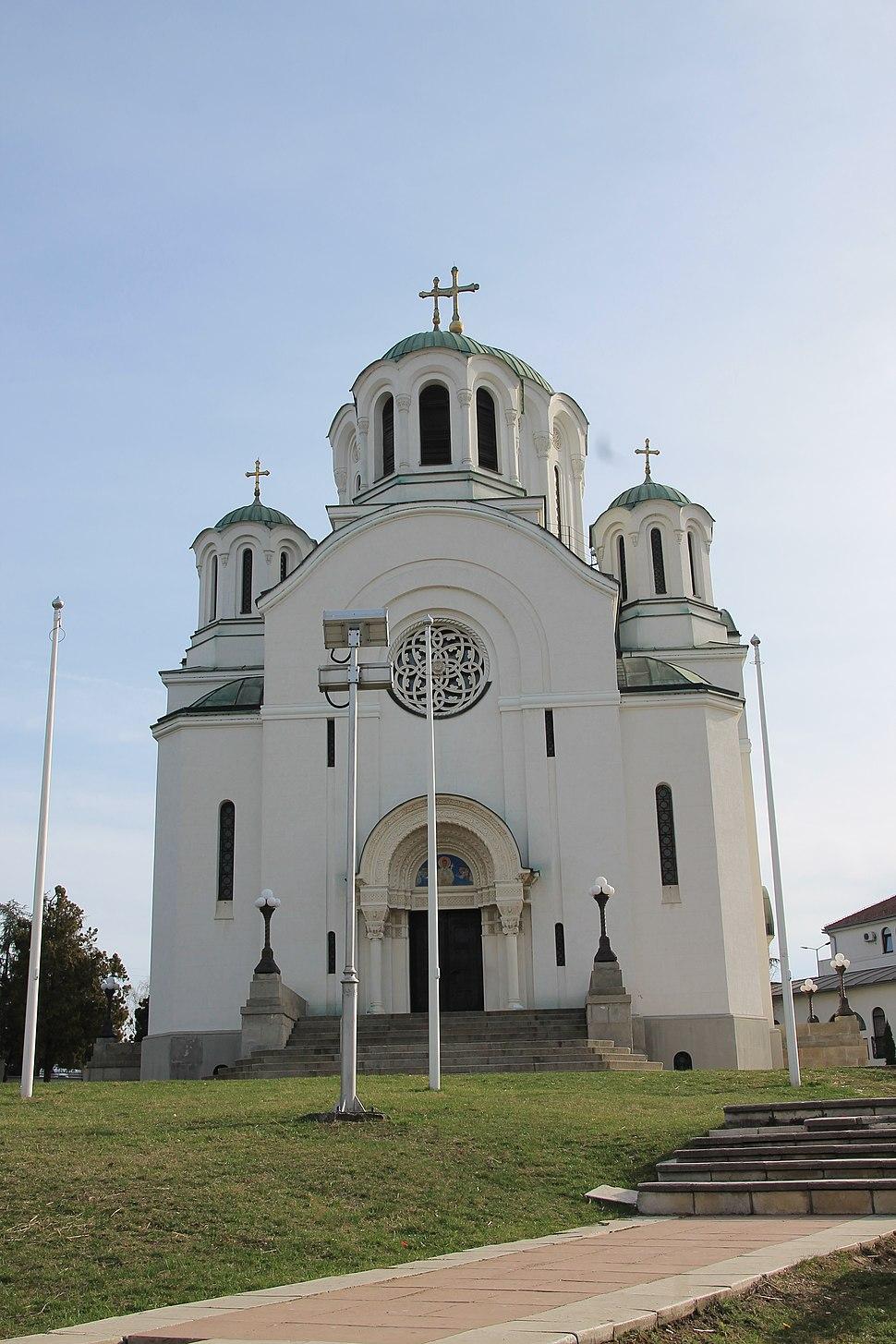 Wiki Šumadija III Spomen crkva u Lazarevcu 005