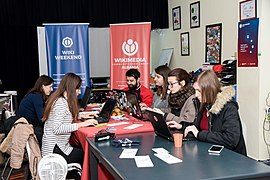 Wiki Weekend Tirana 2018 - Second day 04.jpg