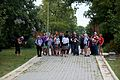 Wikimania 2012 Congressional Cemetry tour 1.jpg