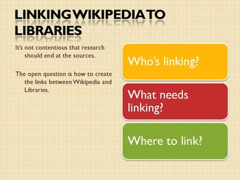 Wikipedia and Libraries - The Connection.pdf