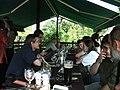 Wikipedian meetup, Esztergom 11.JPG