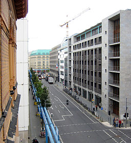 Wilhelmstraße in Linden