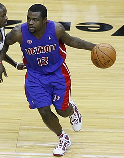 Will Bynum American basketball player