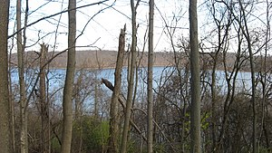Batavia Township, Clermont County, Ohio - Lake at East Fork State Park in the township's far southeast