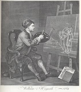 print by William Hogarth