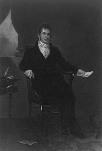 Christopher Gore - William Pinkney served as Gore's cocommissioner in England