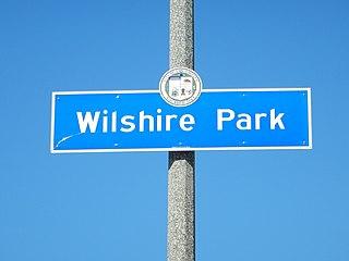 Wilshire Park, Los Angeles Neighborhood of Los Angeles in California, United States