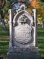 Wilson (Isabella Hamilton), Lebanon Church Cemetery, 2015-10-23, 01.jpg