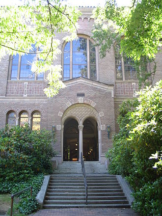 Western Washington University - Wilson Library