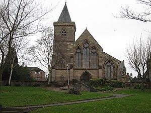 John Thomas Emmett - Wilton Parish Church 1860 - 1862