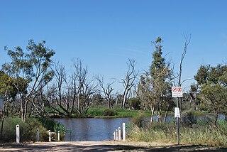 Wimmera River river in Victoria, Australia