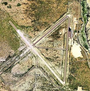 Winkler County Airport - USGS 2006 orthophoto