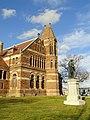 Winn Memorial Library - Woburn, MA - DSC02864.JPG