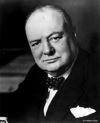 Political history of the United Kingdom (1945–present) - Winston Churchill