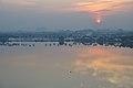 Winter Solstice Sunset - Kolkata 2011-12-22 7710.JPG