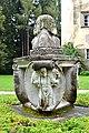Wolfsberg Reideben 1 Schloss Bischofstein Reliefstein Guter Hirte 03092014 382.jpg