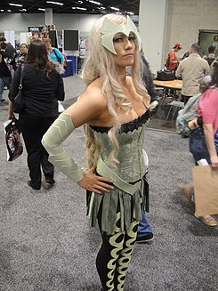 WonderCon 2012 - The Enchantress (7019138521).jpg